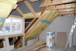 Dach ausbauen